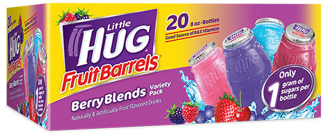 Berry Blends Variety Pack